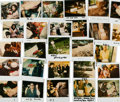 "Movie/TV Memorabilia:Props, A Huge Group of Color Polaroid Continuity Photographs from ""JFK.""... (Total: 260 Items)"