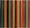 Books:Periodicals, Horizon. Continuous Run of the First 25 Issues. American Horizon, 1958-1962. Publisher's cloth with pictorial fronts... (Total: 25 Items)