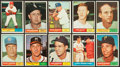 Baseball Cards:Sets, 1961 Topps Baseball Starter Set (216). ...