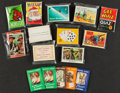Non-Sport Cards:Lots, 1950's-60's Non-Sports Collection of Cards and Packs (203). ...