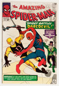 Silver Age (1956-1969):Superhero, The Amazing Spider-Man #16 (Marvel, 1964) Condition: FN+....
