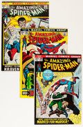 Silver Age (1956-1969):Superhero, The Amazing Spider-Man Group (Marvel, 1972-74) Condition: Average FN.... (Total: 26 Comic Books)