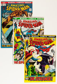 The Amazing Spider-Man Group (Marvel, 1972-74) Condition: Average VF.... (Total: 33 Comic Books)