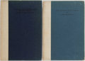 Books:Literature 1900-up, [W. B. Yeats]. Various Authors. LIMITED. Group of Two. Dublin: TheCuala Press, 1941. Florence Farr, Bernard Shaw, and W... (Total:2 Items)