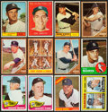 Baseball Cards:Lots, 1961-1970 Topps New York Yankees Card Collection (237). ...