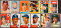 Baseball Cards:Lots, 1951-1960 Topps & Bowman New York Yankees Card Collection(161). ...