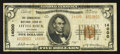 National Bank Notes:Arkansas, Little Rock, AR - $5 1929 Ty. 2 The Commercial NB Ch. # 14000. ...