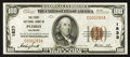 National Bank Notes:Colorado, Pueblo, CO - $100 1929 Ty. 1 The First NB Ch. # 1833. ...