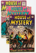 Silver Age (1956-1969):Horror, House of Mystery Group - Savannah pedigree (DC, 1952-64) Condition:Average FR.... (Total: 14 Comic Books)