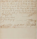 Miscellaneous:Ephemera, Partial Document in the Reign of King Charles II....
