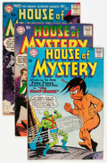 Silver Age (1956-1969):Horror, House of Mystery Group (DC, 1957-64) Condition: Average VG....(Total: 16 Comic Books)