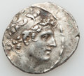 Ancients:Greek, Ancients: SELEUCID KINGDOM. Antiochus IV Epiphanes (175-164 BC). ARtetradrachm (16.35 gm)....