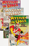 Silver Age (1956-1969):Science Fiction, Mystery in Space Group (DC, 1960-63) Condition: Average FN....(Total: 12 Comic Books)