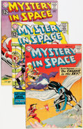 Silver Age (1956-1969):Science Fiction, Mystery in Space Group (DC, 1960-63) Condition: Average VF-.... (Total: 7 Comic Books)