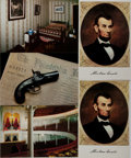 Books:Americana & American History, [Abraham Lincoln]. Group of Seven Items... (Total: 7 Items)