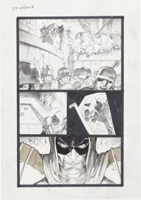 Simon Bisley Tower Chronicles #2 Page 37 Original Art (Legendary, 2012)