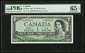 Canadian Currency: , BC-29b $1 1954 Devil's Face. ...