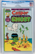 Bronze Age (1970-1979):Cartoon Character, Casper Strange Ghost Stories #13 File Copy (Harvey, 1976) CGC NM+9.6 White pages....