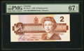 Canadian Currency: , BC-55cA-i $2 1986 Replacement. ...