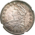 Bust Half Dollars, 1812/1 50C Small 8 MS62 NGC. O-102, R.2....