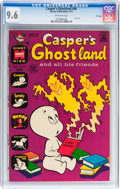 Bronze Age (1970-1979):Cartoon Character, Casper's Ghostland #66 File Copy (Harvey, 1972) CGC NM+ 9.6Off-white pages....