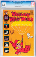 Bronze Age (1970-1979):Cartoon Character, Wendy Witch World #34 File Copy (Harvey, 1970) CGC NM/MT 9.8Off-white to white pages....