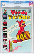 Bronze Age (1970-1979):Humor, Wendy Witch World #33 File Copy (Harvey, 1970) CGC NM+ 9.6Off-white pages....