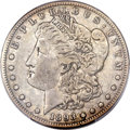 Morgan Dollars, 1893-S $1 VF35 PCGS Secure. CAC....
