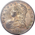 Bust Half Dollars, 1834 50C Small Date, Small Letters MS64 PCGS. O-116, R.1....