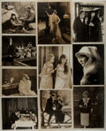 Photography:Studio Portraits, [Silent Film]. Group of twenty-seven production stills and photos from the silent movie era. Features stars such as Pauline ...