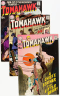 Bronze Age (1970-1979):Western, Tomahawk Group - Savannah pedigree (DC, 1969-72) Condition: Average VF/NM.... (Total: 12 Comic Books)
