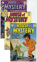 Silver Age (1956-1969):Horror, House of Mystery Group (DC, 1964-65).... (Total: 5 Comic Books)
