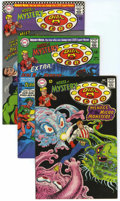 Silver Age (1956-1969):Horror, House of Mystery Group (DC, 1966-67) Condition: Average VF....(Total: 12 Comic Books)