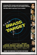 "Movie Posters:Mystery, Brass Target (MGM/UA, 1978). One Sheet (27"" X 41"") Advance.Mystery. ..."