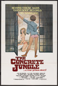 "Movie Posters:Bad Girl, The Concrete Jungle (Pentagon, 1982). One Sheet (27"" X 41""). BadGirl. ..."