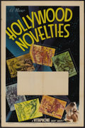"Movie Posters:Short Subject, Hollywood Novelties Stock Poster (Warner Brothers, 1940). One Sheet(27"" X 41""). Short Subject...."