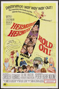 "Movie Posters:Rock and Roll, Hold On! (MGM, 1966). One Sheet (27"" X 41""). Rock and Roll. ..."