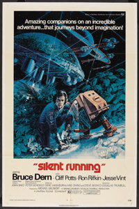 "Silent Running (Universal, 1972). One Sheet (27"" X 41""). Science Fiction"