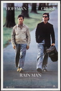 "Movie Posters:Academy Award Winner, Rain Man (United Artists, 1988). One Sheet (27"" X 41""). AcademyAward Winner. ..."