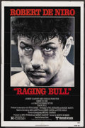 "Movie Posters:Drama, Raging Bull (United Artists, 1980). One Sheet (27"" X 41""). Drama...."
