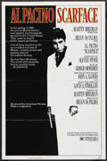 "Movie Posters:Crime, Scarface (Universal, 1983). One Sheet (27"" X 41""). Crime. ..."