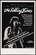 "Movie Posters:Rock and Roll, Ladies and Gentlemen: The Rolling Stones (Dragon Aire, 1973).Poster (24"" X 37""). Rock and Roll. ..."