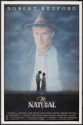 """Movie Posters:Sports, The Natural (TriStar, 1984). One Sheet (27"""" X 41""""). Sports. ..."""