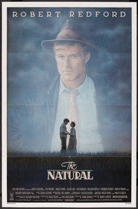 "The Natural (TriStar, 1984). One Sheet (27"" X 41""). Sports"
