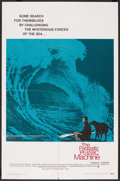 "Movie Posters:Documentary, The Fantastic Plastic Machine (Crown International, 1969). One Sheet (27"" X 41""). Surfing Documentary. ..."