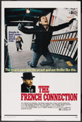 "Movie Posters:Academy Award Winner, The French Connection (20th Century Fox, 1971). One Sheet (27"" X41""). Academy Award Winner. ..."