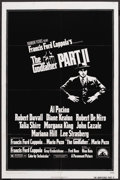 "Movie Posters:Academy Award Winner, The Godfather Part II (Paramount, 1974). One Sheet (27"" X 41"").Academy Award Winner. ..."