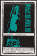 "Movie Posters:Horror, The Haunting (MGM, 1963). One Sheet (27"" X 41""). Horror. ..."