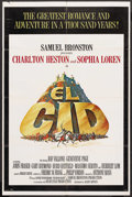 "Movie Posters:Adventure, El Cid (Allied Artists, 1961). One Sheet (27"" X 41""). Adventure...."