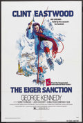 "Movie Posters:Action, The Eiger Sanction (Universal, 1973). One Sheet (27"" X 41"").Action. ..."